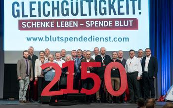 Kreisverband Dingolfing-Landau - Blutspenderehrung Straubing 2016