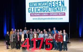 Kreisverband Fürth - Blutspenderehrung Erlangen 2016