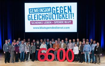 Kreisverband Neustadt-Aisch/Bad Windsheim - Blutspenderehrung Erlangen 2016