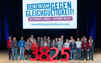 Kreisverband Nürnberg Land - Blutspenderehrung Erlangen 2016