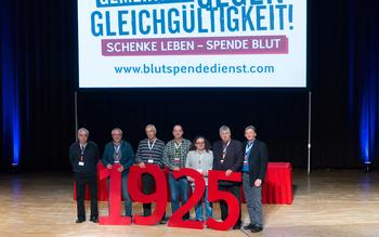 Kreisverband Nürnberg Stadt - Blutspenderehrung Erlangen 2016