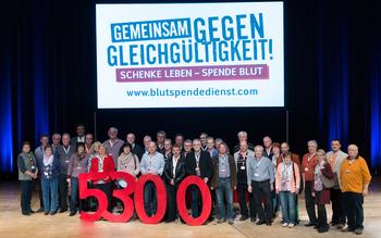 Kreisverband Südfranken Landkreis Roth-Schwabach - Blutspenderehrung Erlangen 2016