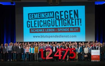 Kreisverband Main-Spessart - Blutspenderehrung Würzburg 2016