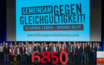 Kreisverband Würzburg - Blutspenderehrung Würzburg 2016