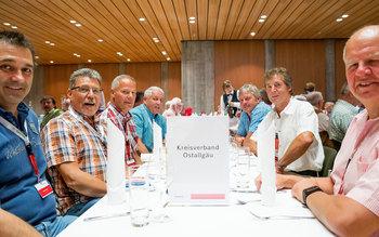 Blutspenderehrung Augsburg 2017