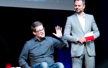 Felix Brunner & Michael Sporer - Blutspenderehrung Augsburg 2017
