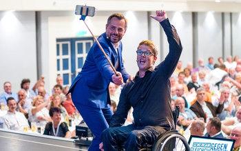 Michael Sporer & Felix Brunner - Blutspenderehrung Kulmbach 2017