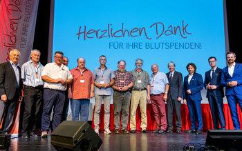 Blutspenderehrung Kulmbach 2017