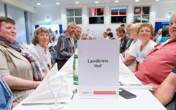 Kreisverband Hof - Blutspenderehrung Kulmbach 2017