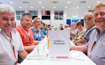 Kreisverband Wunsiedel - Blutspenderehrung Kulmbach 2017