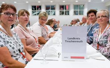 Kreisverband Tirschenreuth - Blutspenderehrung Kulmbach 2017