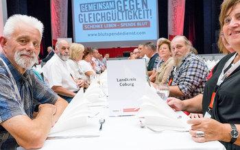 Kreisverband Coburg - Blutspenderehrung Kulmbach 2017