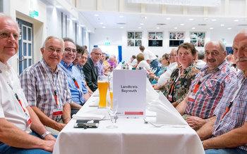 Kreisverband Bayreuth - Blutspenderehrung Kulmbach 2017
