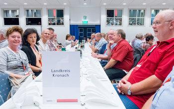 Kreisverband Kronach - Blutspenderehrung Kulmbach 2017