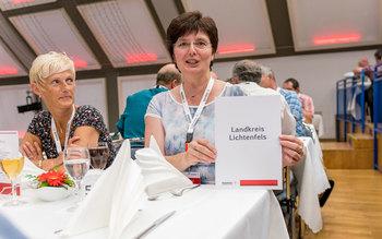 Kreisverband Lichtenfels - Blutspenderehrung Kulmbach 2017