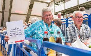 Kreisverband Weiden & Neustadt a.d. Waldnaab - Blutspenderehrung Kulmbach 2017