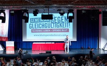 Michael Sporer - Blutspenderehrung Dingolfing 2017