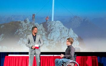 Michael Sporer & Felix Brunner - Blutspenderehrung Dingolfing 2017