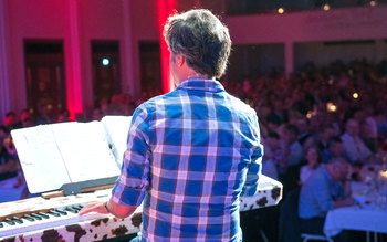 Chris Boettcher - Blutspenderehrung Dingolfing 2017