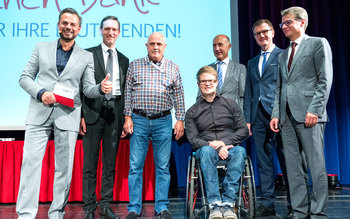 Blutspenderehrung Dingolfing 2017