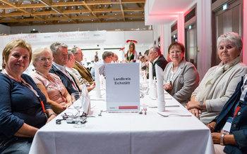 Landkreis Eichstätt - Blutspenderehrung Dingolfing 2017
