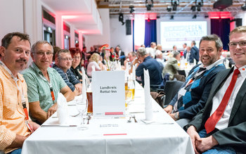 Landkreis Rottal-Inn - Blutspenderehrung Dingolfing 2017