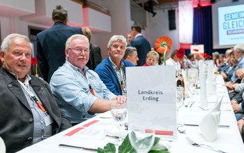 Landkreis Erding - Blutspenderehrung Dingolfing 2017