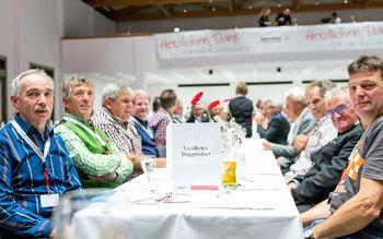 Landkreis Deggendorf - Blutspenderehrung Dingolfing 2017