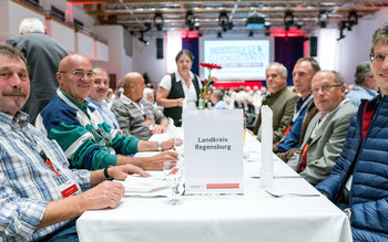 Landkreis Regensburg - Blutspenderehrung Dingolfing 2017