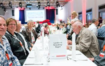 Landkreis Straubing-Bogen - Blutspenderehrung Dingolfing 2017
