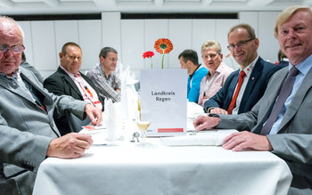 Landkreis Regen - Blutspenderehrung Dingolfing 2017