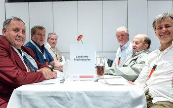 Landkreis Pfaffenhofen - Blutspenderehrung Dingolfing 2017