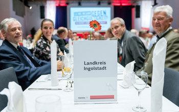 Landkreis Ingolstadt - Blutspenderehrung Dingolfing 2017