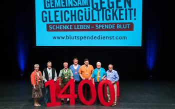 Kreisverband Altötting - Blutspenderehrung Fürstenfeldbruck 2016