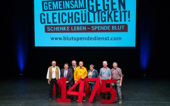 Kreisverband Berchtesgadenerland - Blutspenderehrung Fürstenfeldbruck 2016