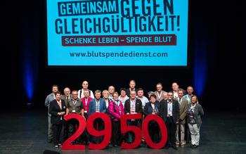 Kreisverband Ingolstadt - Blutspenderehrung Fürstenfeldbruck 2016