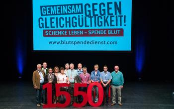 Kreisverband Landsberg - Blutspenderehrung Fürstenfeldbruck 2016