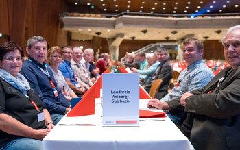 Landkreis Amberg-Sulzbach - Blutspenderehrung Erlangen 2017