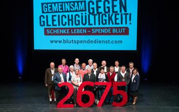 Kreisverband Weilheim-Schongau - Blutspenderehrung Fürstenfeldbruck 2016