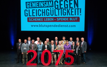 Kreisverband Fürstenfeldbruck - Blutspenderehrung Fürstenfeldbruck 2016