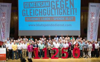 Kreisverband Bad Kissingen - Blutspenderehrung Bad Kissingen 2016