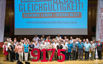 Kreisverband Rhön-Grabfeld - Blutspenderehrung Bad Kissingen 2016