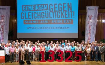 Kreisverband Schweinfurt - Blutspenderehrung Bad Kissingen 2016