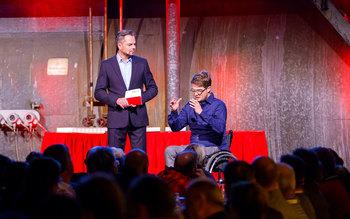 Michael Sporer & Felix Brunner - Blutspenderehrung Kolbermoor 2017