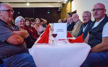 Landkreis Landsberg - Blutspenderehrung Kolbermoor 2017