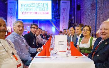 Landkreis Weilheim-Schongau - Blutspenderehrung Kolbermoor 2017