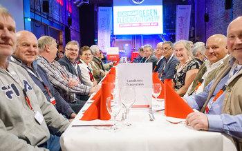 Landkreis Traunstein - Blutspenderehrung Kolbermoor 2017