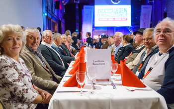 Landkreis Rosenheim - Blutspenderehrung Kolbermoor 2017