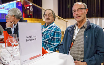 Landkreis Miesbach - Blutspenderehrung Kolbermoor 2017
