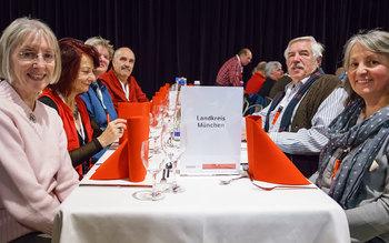 Landkreis München - Blutspenderehrung Kolbermoor 2017